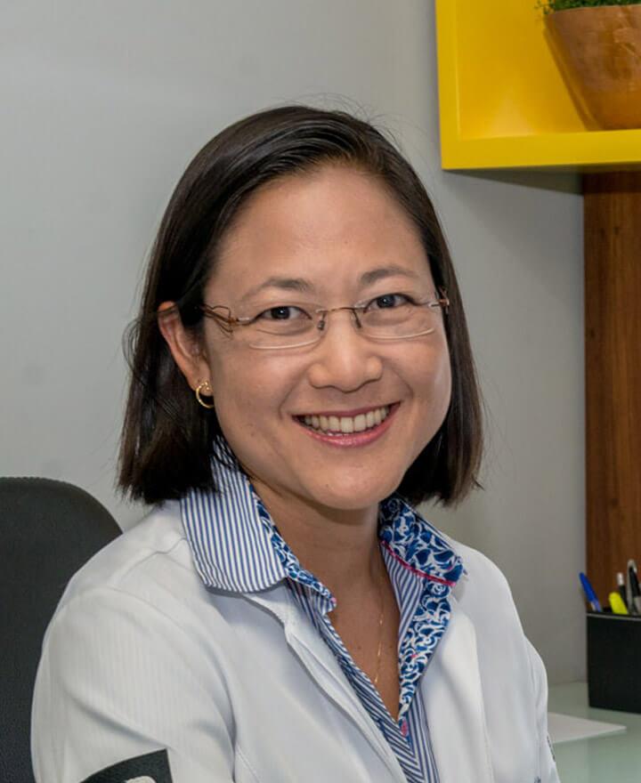 Dra. Lia Ikari participa de curso no Hospital das Clínicas - USP
