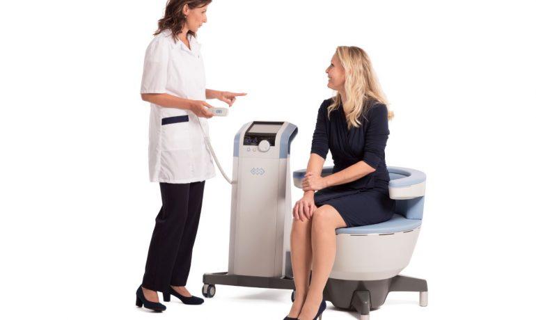 Incontinência Urinária e o Emsella