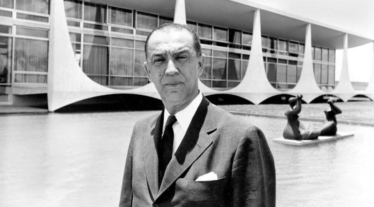O ex-presidente Juscelino Kubitschek