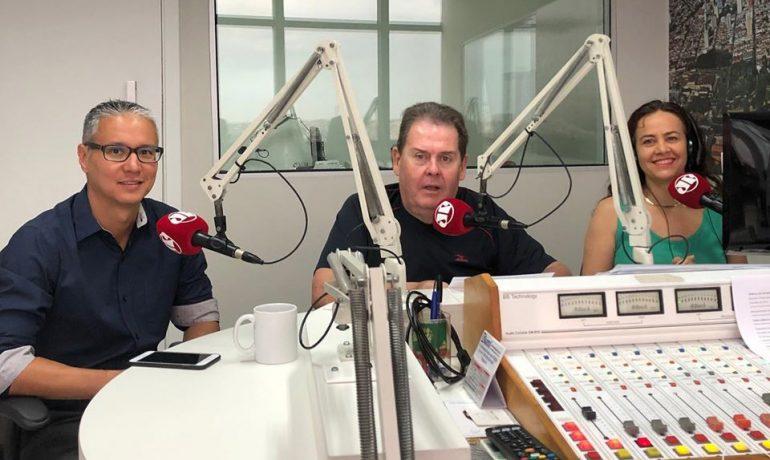 IUP em entrevistas na Jovem Pan e em Podcast