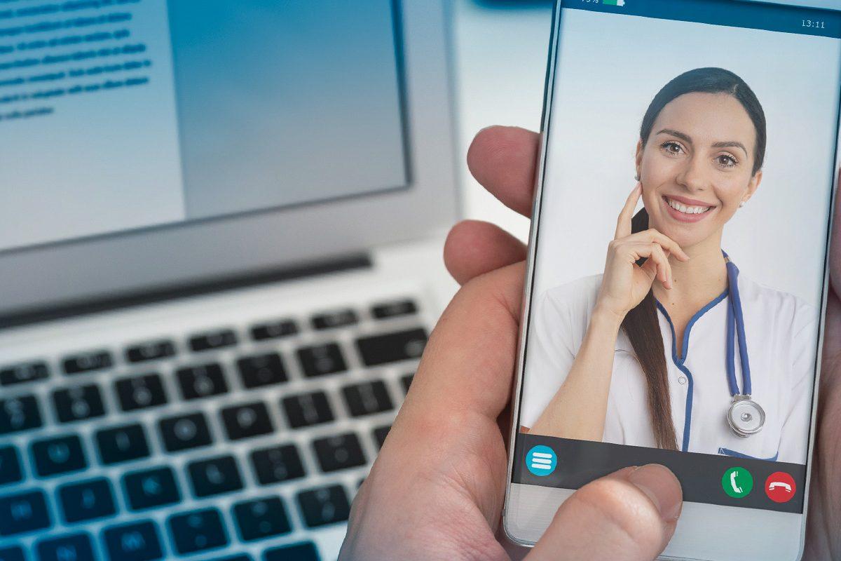 Telemedicina — como funciona?